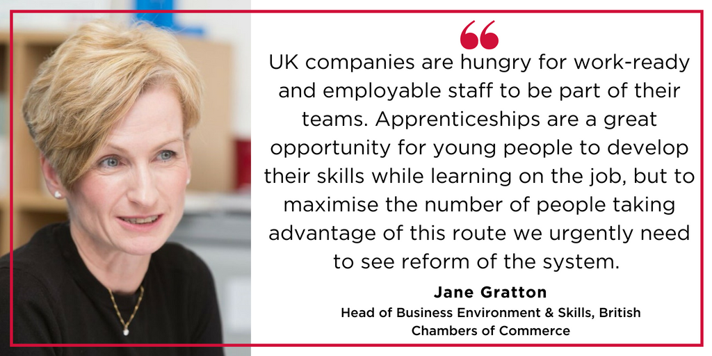 Image for BCC: Apprenticeships great path for students, but system needs reform to boost numbers