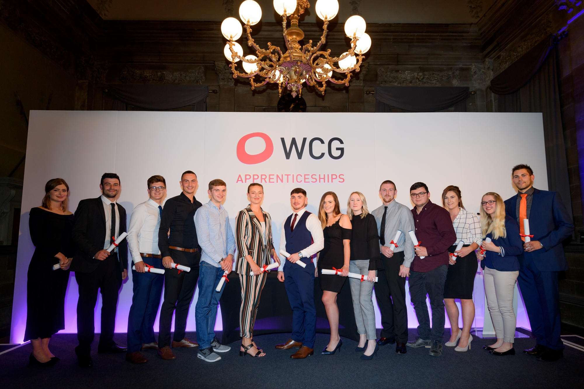 Image for Apprentices celebrated at graduation ceremony