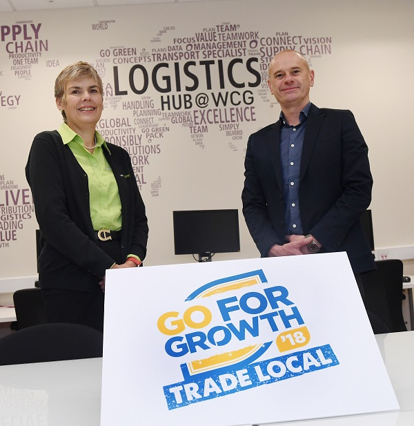 Image for Chamber helps businesses overcome major barrier to growth as new logistic learning hub is launched