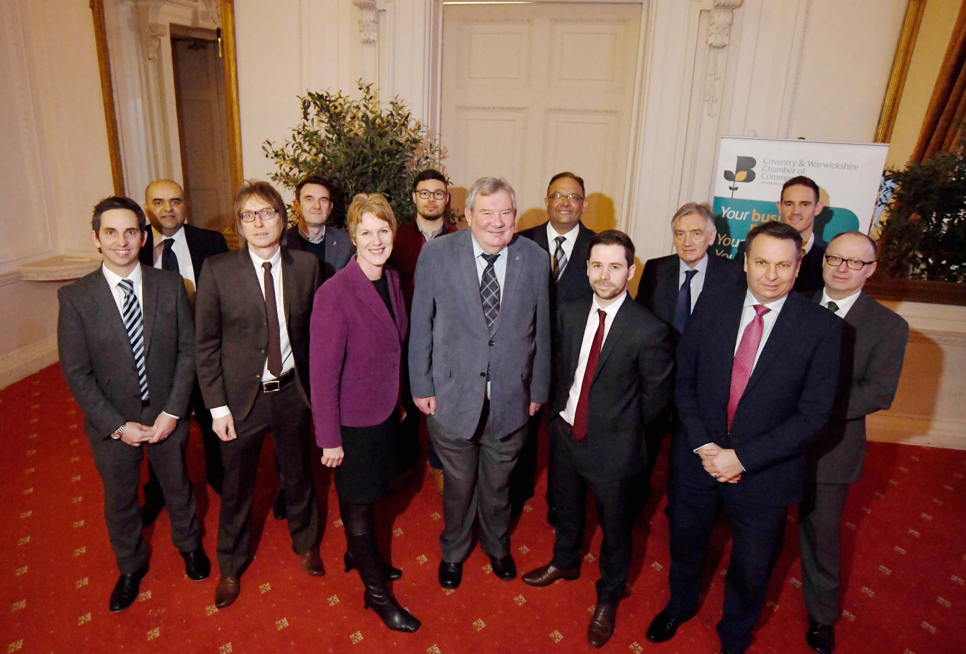 The plea from Coventry and Warwickshire businesses to Government