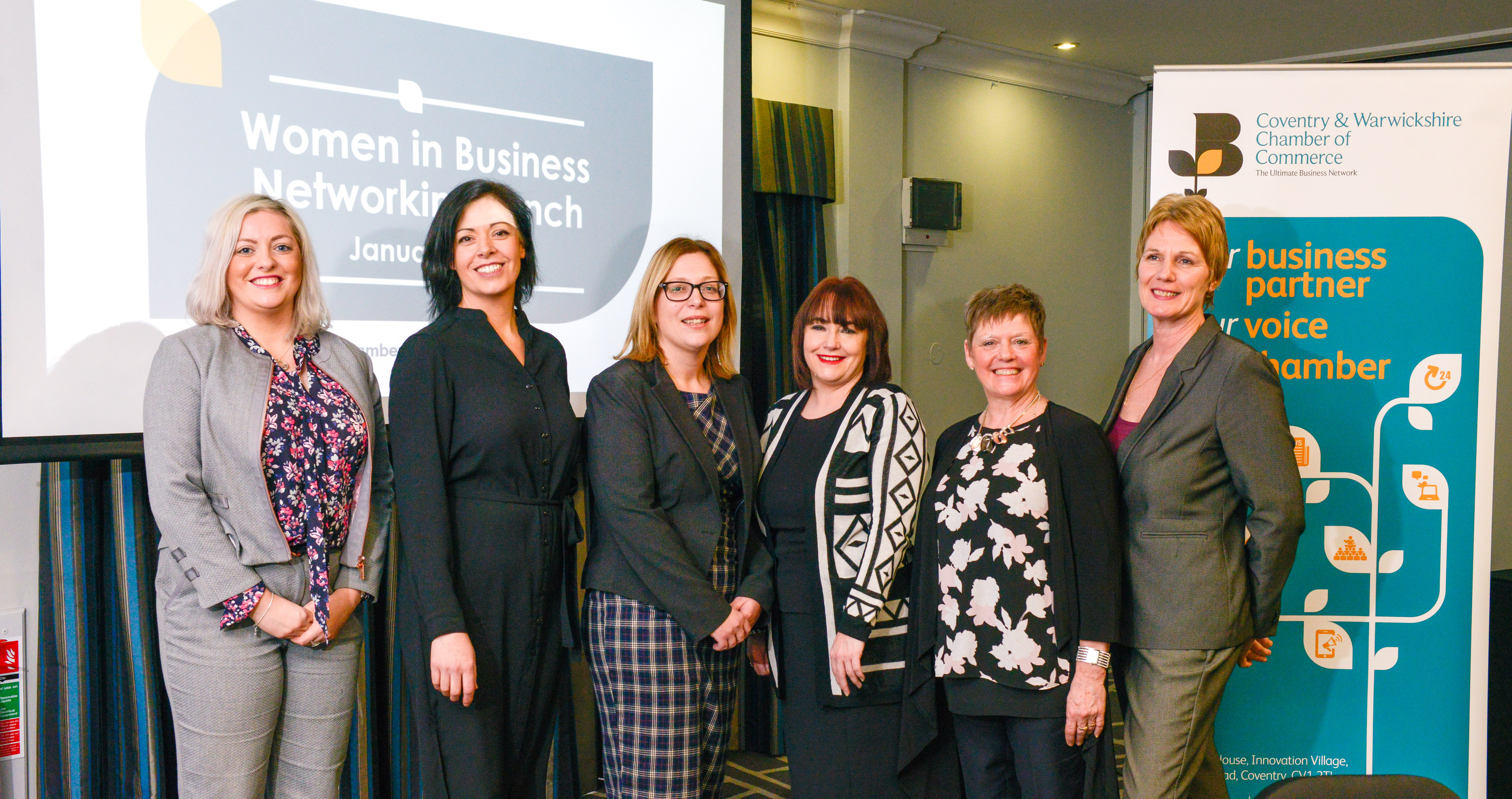 Image for Women in business lunch hears from 3 inspirational speakers