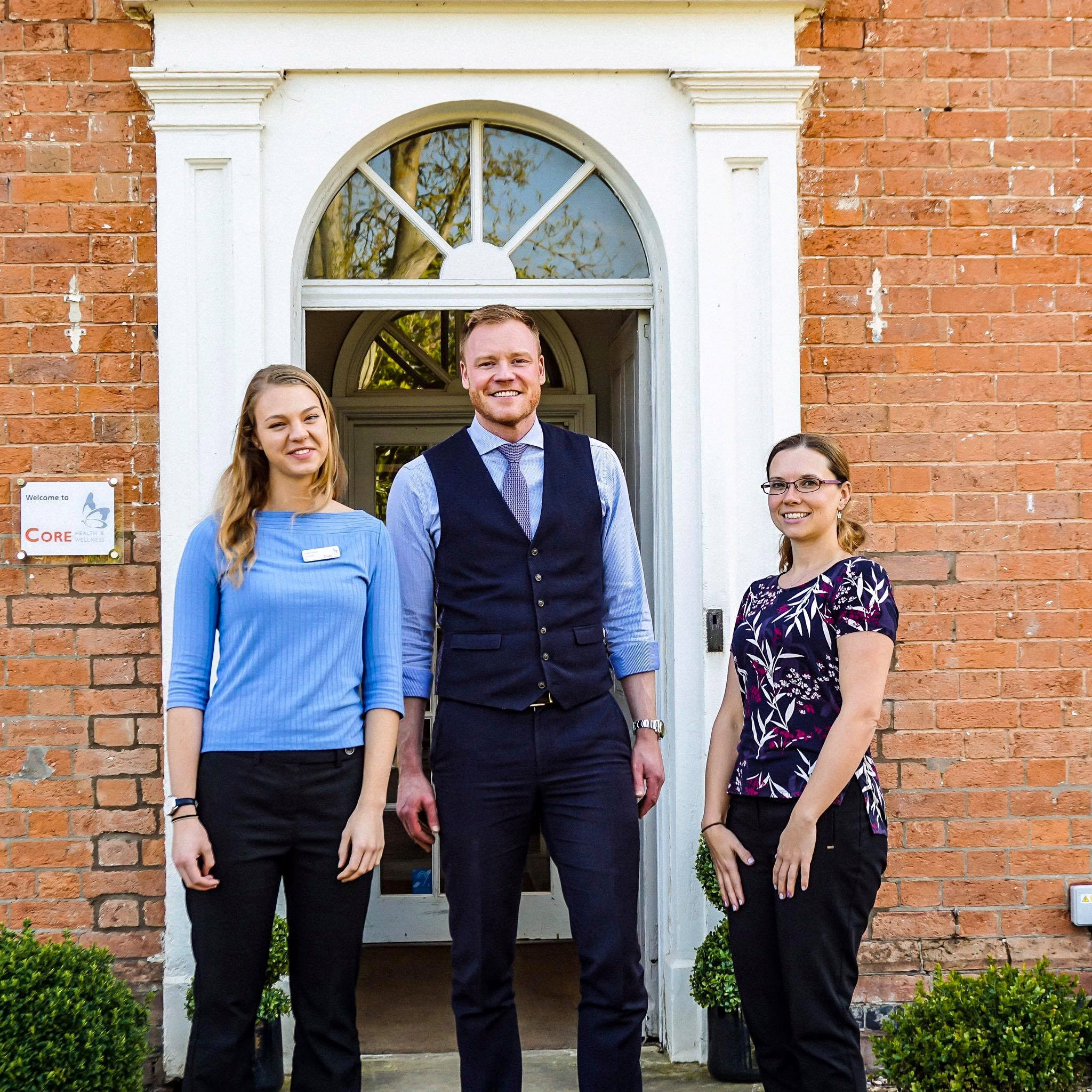 Leading Warwickshire clinic strengthens team with the appointment of experienced associate chiropractor and osteopath