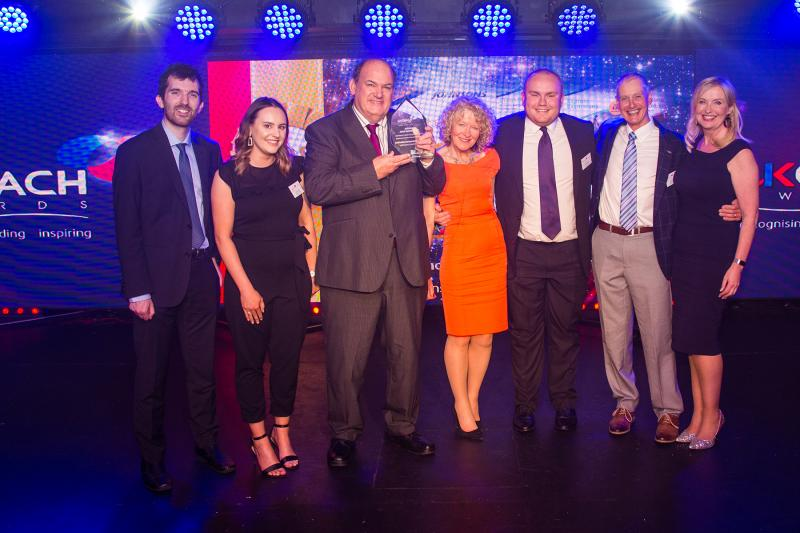 Johnsons Holidays and Day Excursions win Gold at UK Coach Awards
