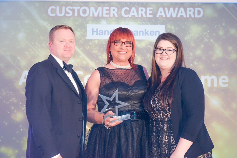 Image for Rugby care home scoops customer service award