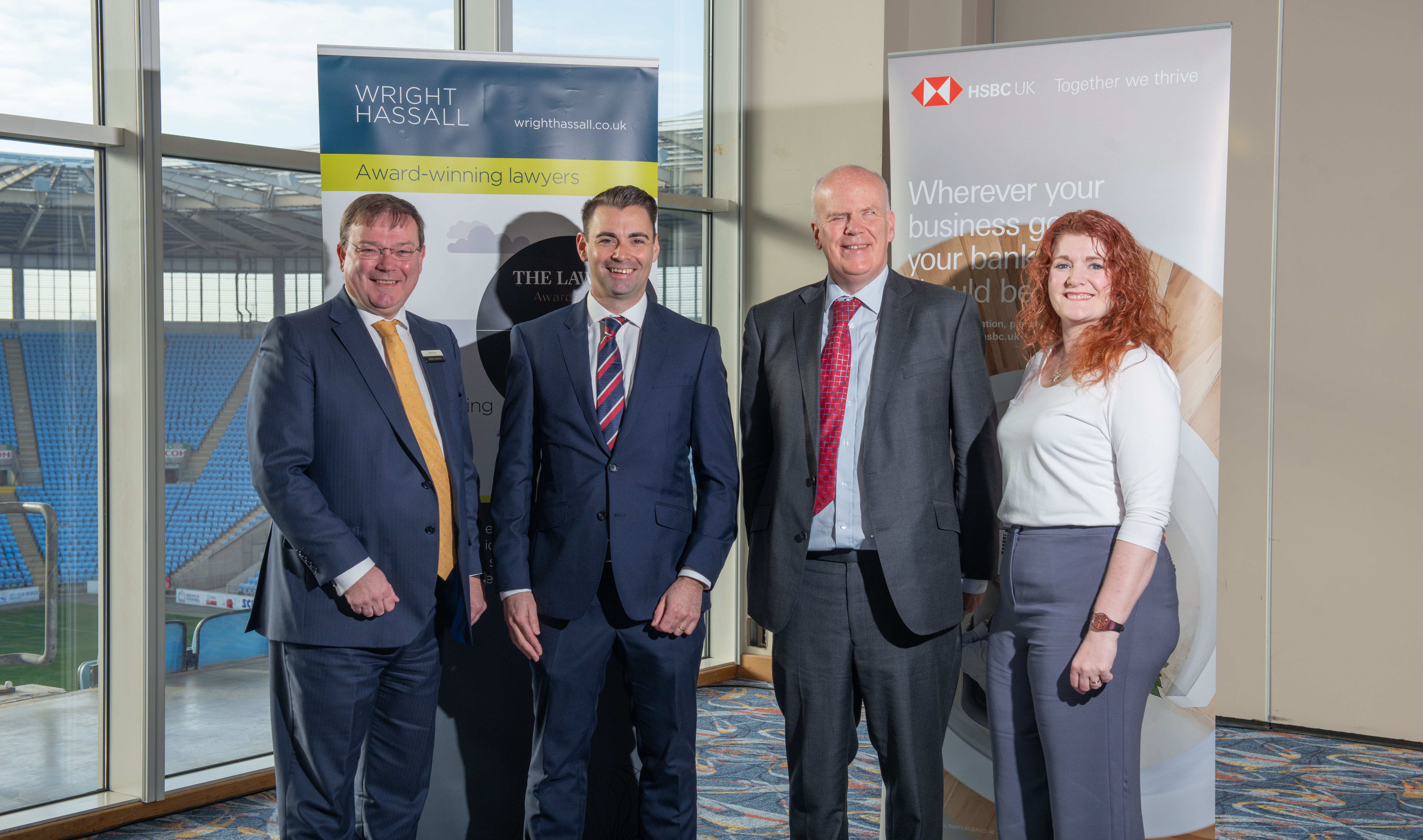 Image for Top economist breaks down key issues at Ricoh Arena breakfast event