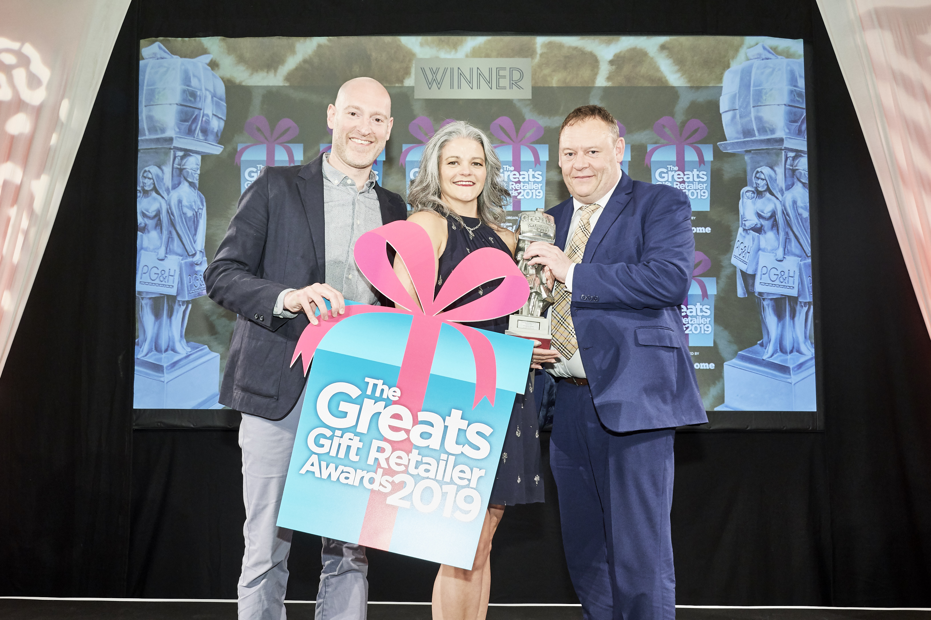 Image for Joco Wins Gift Retailer of the Year