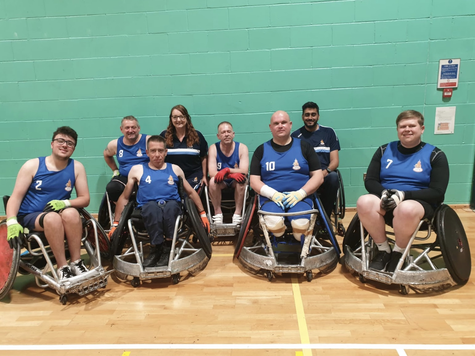Image for Coventry Wheelchair Rugby continues development