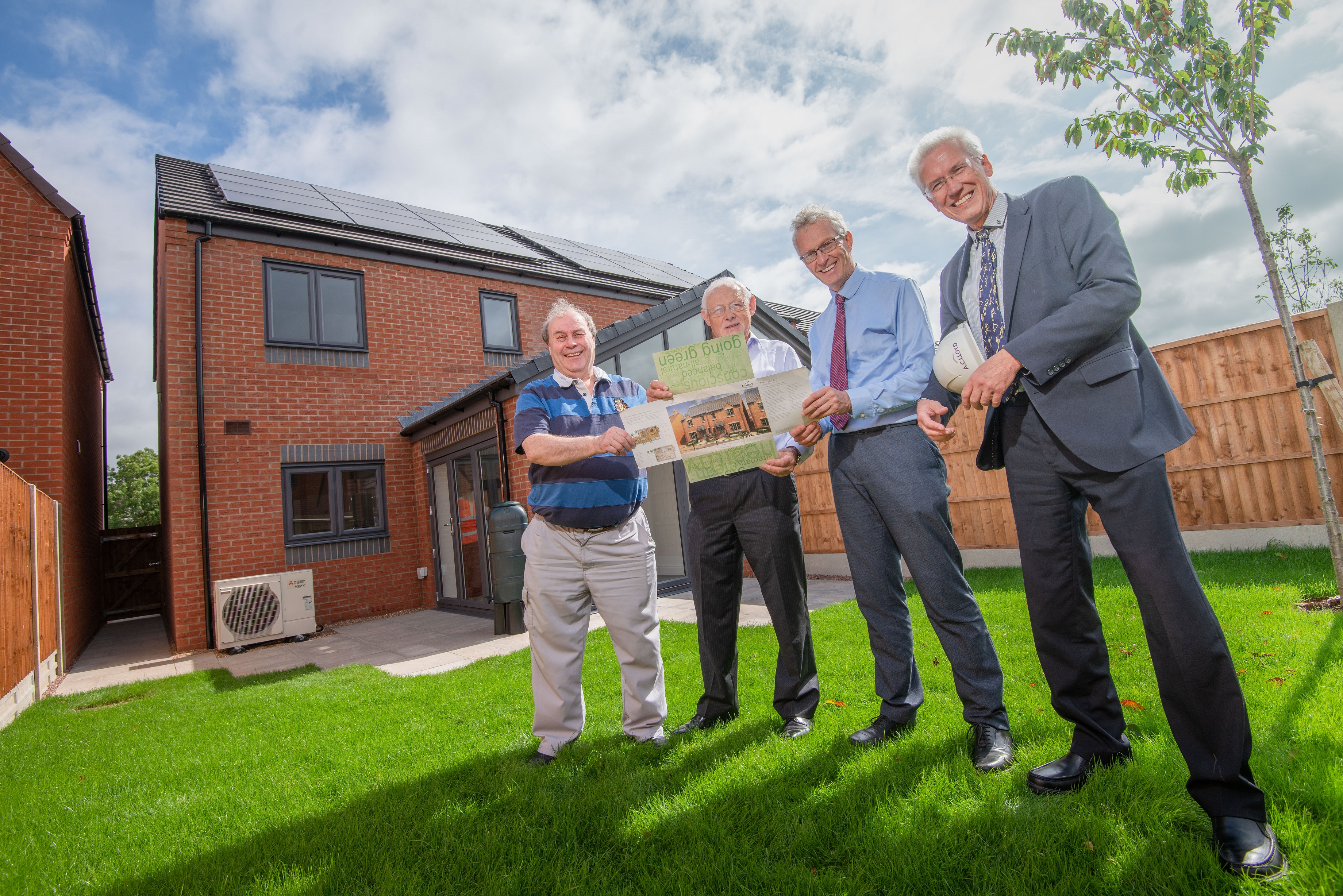 Image for New scheme providing green homes for Leamington
