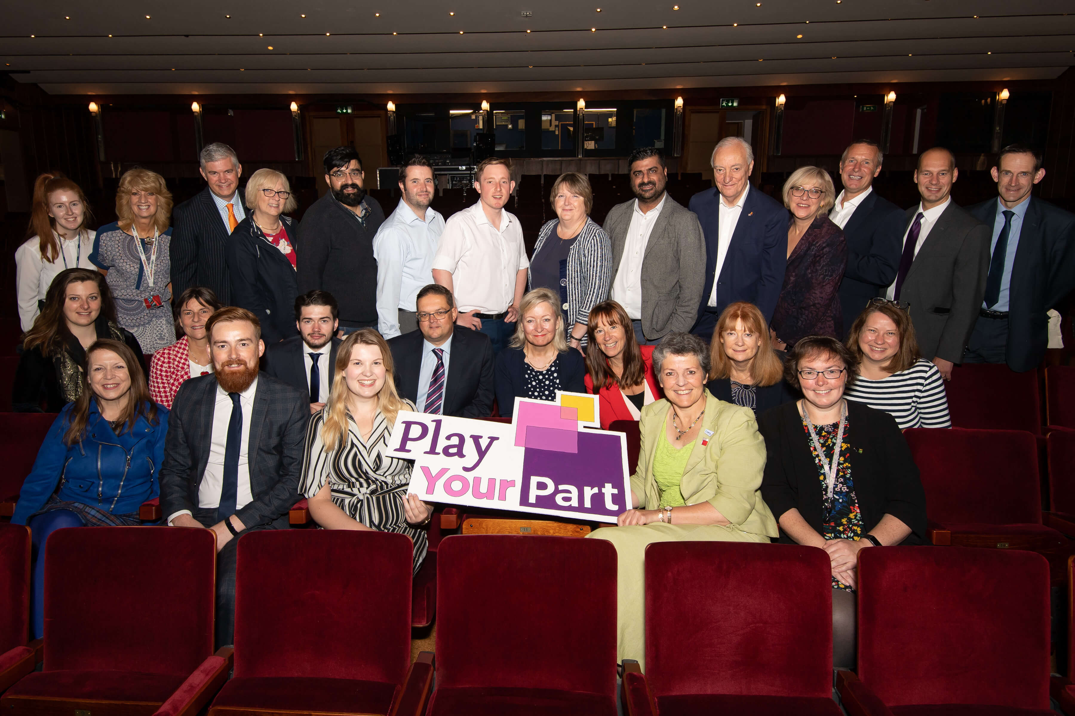 Image for Businesses urged: 'Play Your Part' in Belgrade appeal