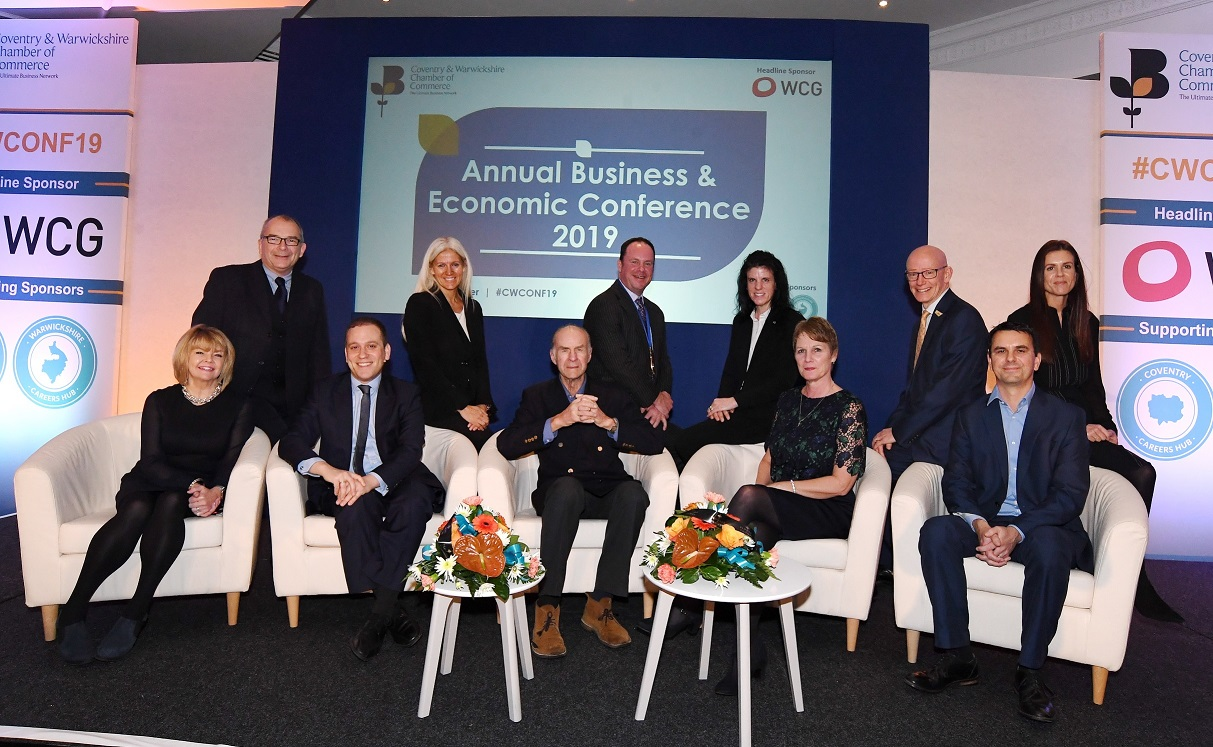 Image for Businesses will keep politicians grounded in real world issues, conference hears