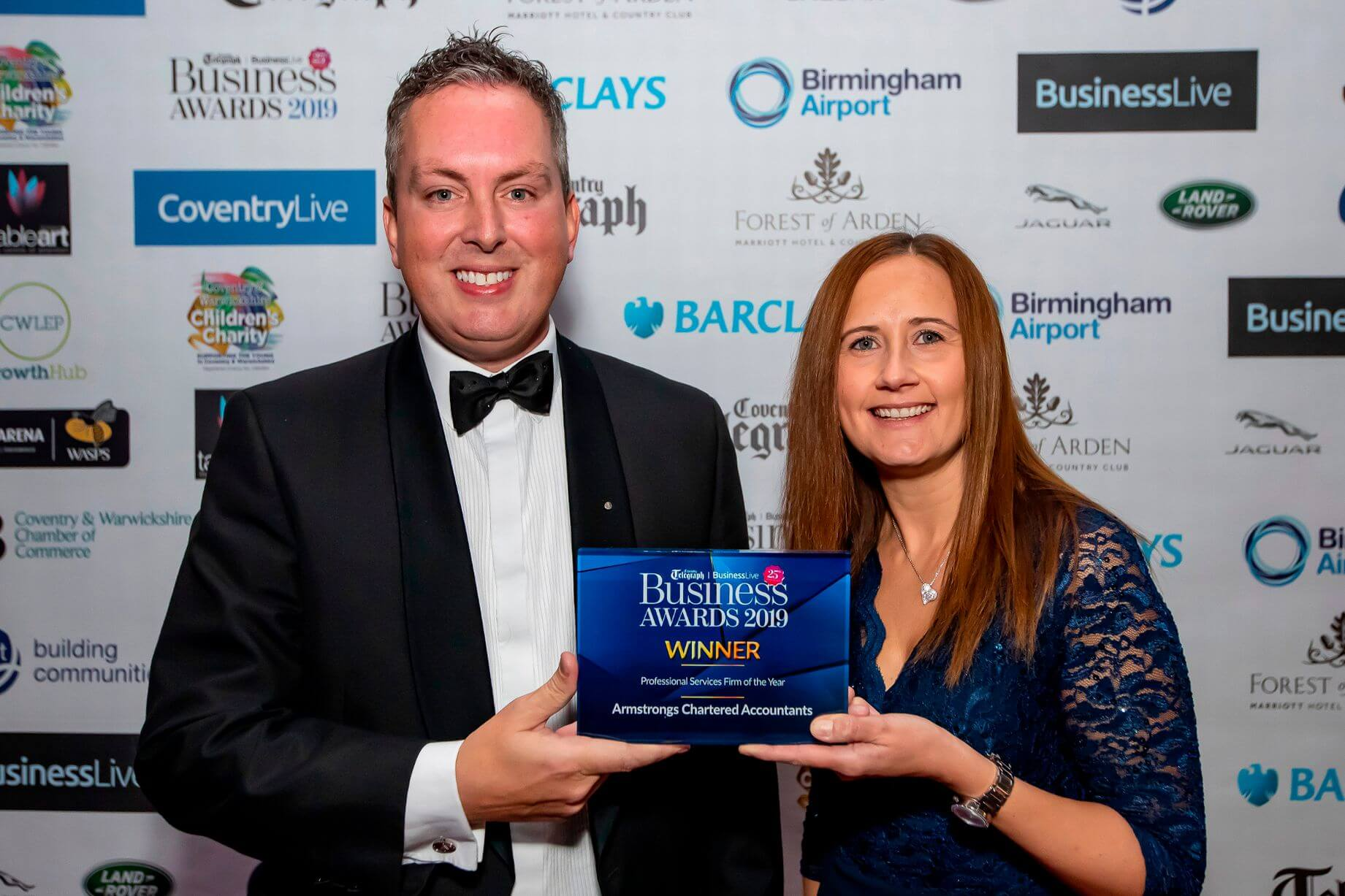 Armstrongs named Professional Services Firm of the Year