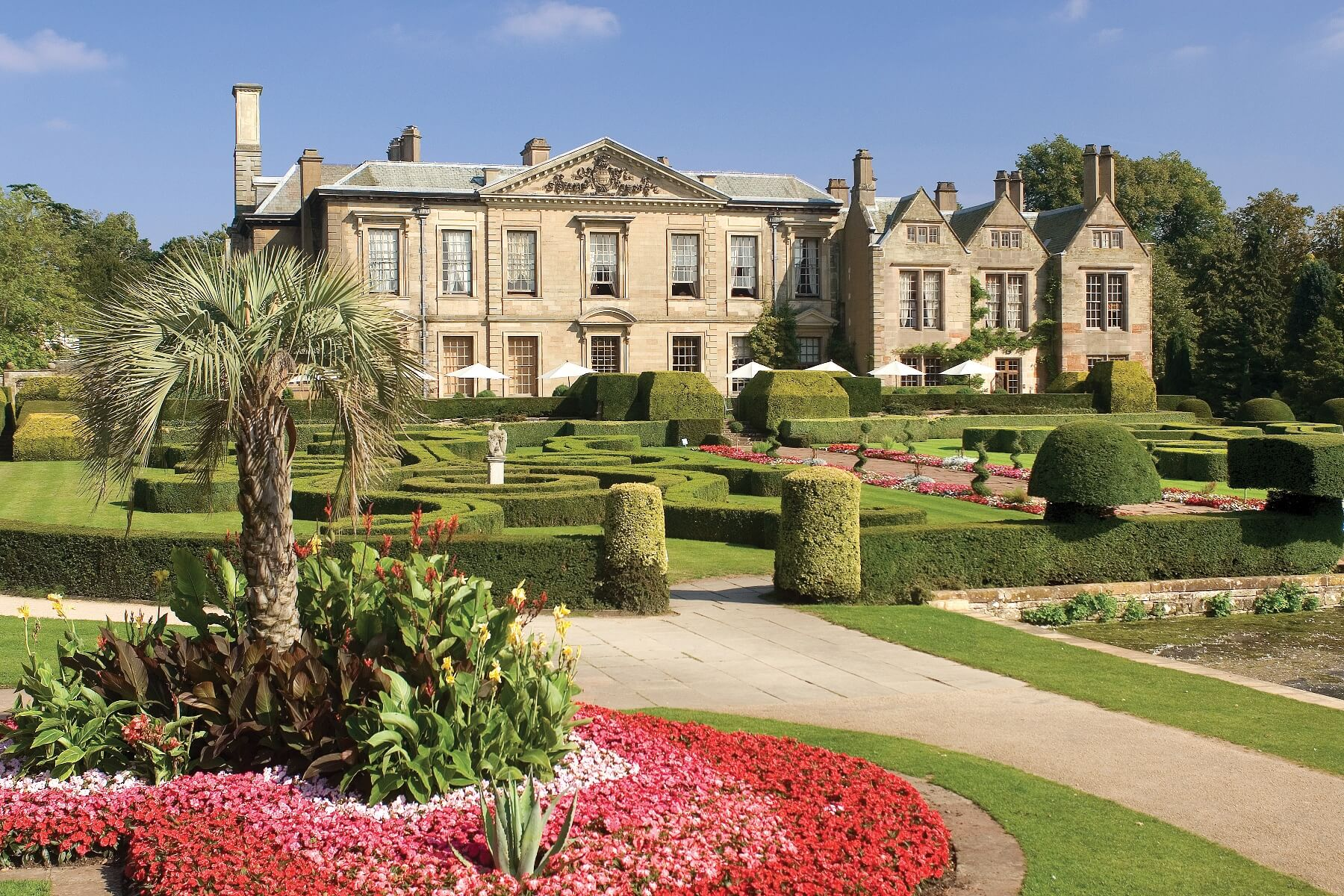 Image for Work with Perks offer at Coombe Abbey Hotel
