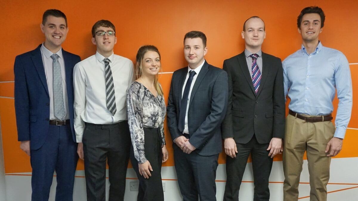 Image for Exam success at HB&O as a record number of Trainee Accountants become fully qualified