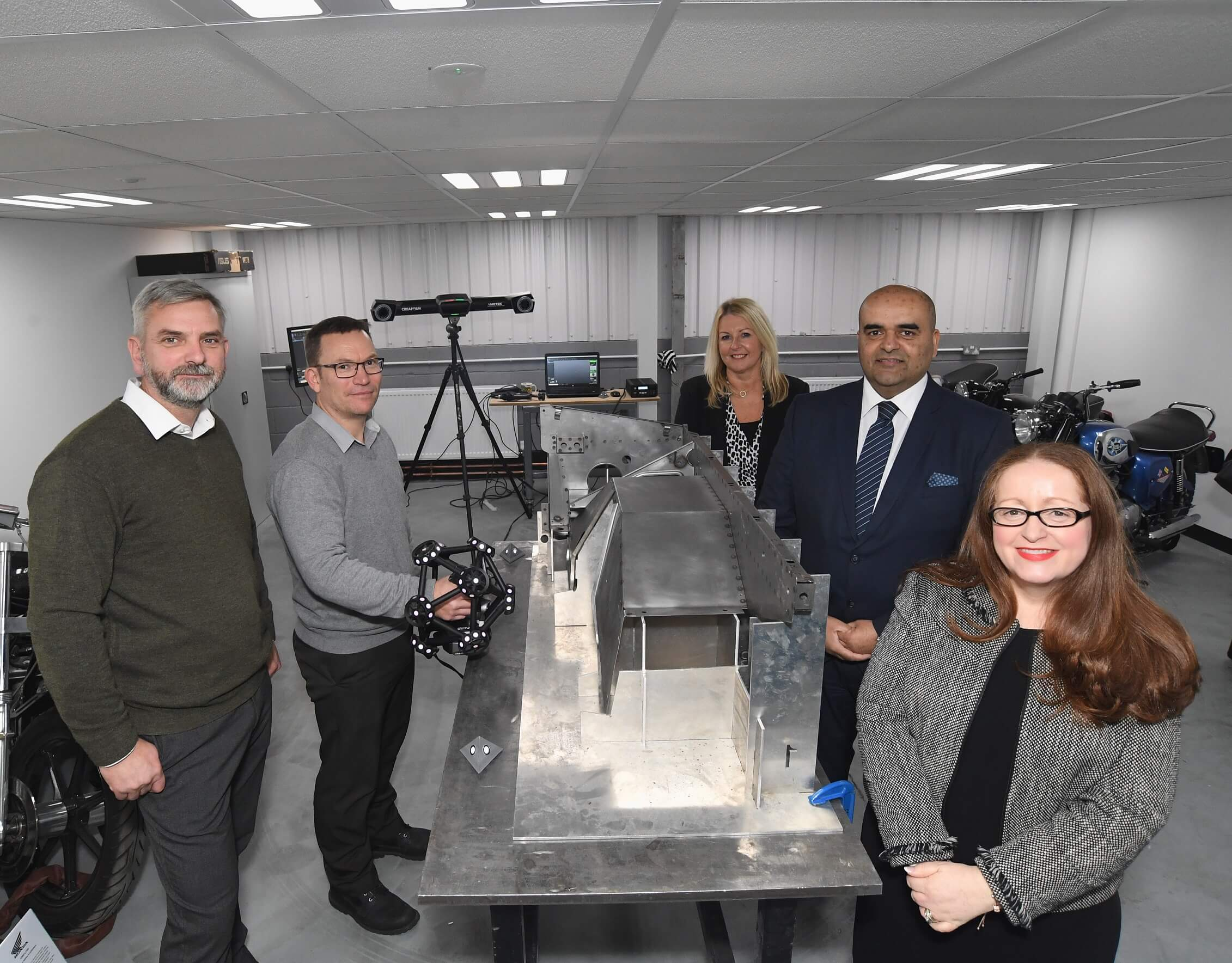 £450,000 investment by Coventry business