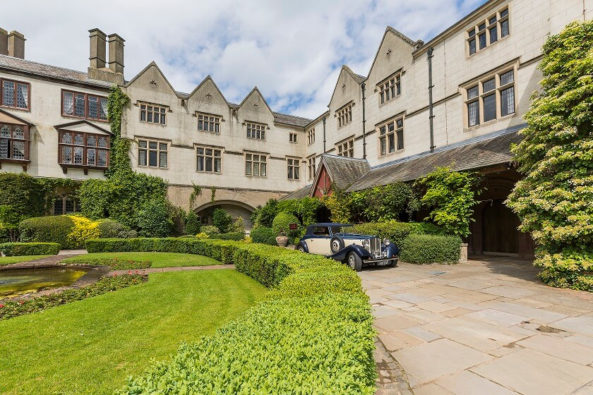Image for Coombe Abbey Hotel is shortlisted for a prestigious Best UK Hotel award for the fourth consecutive year