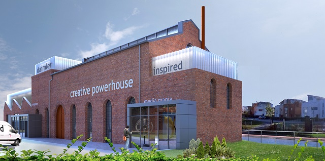 Image for New £2.4 million creative hub for artists to be built in Coventry